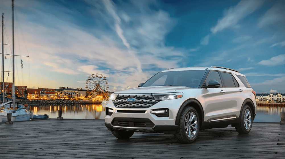 Buy a New Ford Explorer
