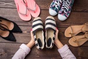 Measure Your Shoe Size