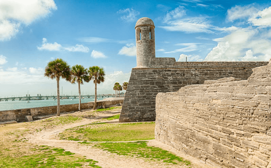 Natural and Historic Site of Florida